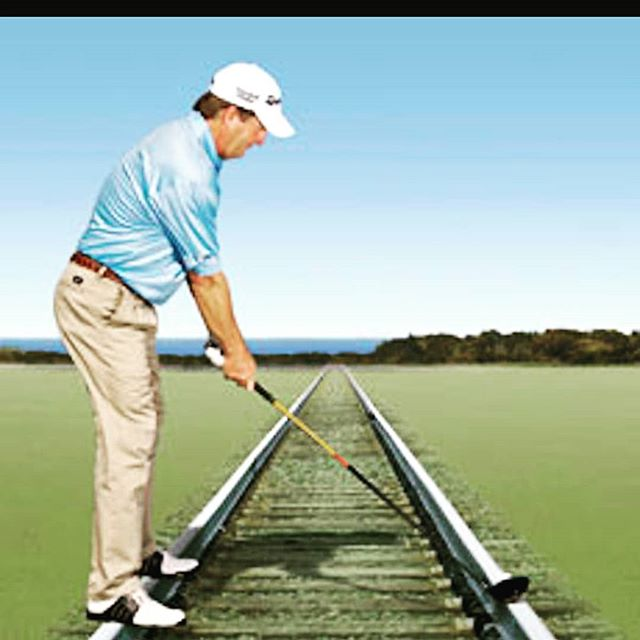 Do you really know where your target is? Is your back swing preparing you to swing in that direction?  #targetfocused #clubfocused #golfinstruction #golf #texasgolf @fortworthinv #fortworthinvitational