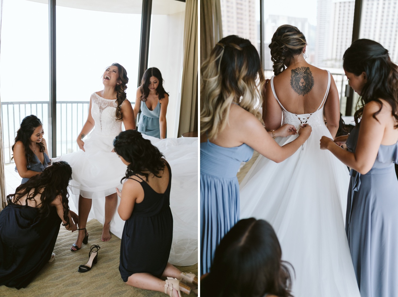 Hilton_Bridesmaids_Village_tattoo_Hawaiian_Bride_getting_ready.jpg
