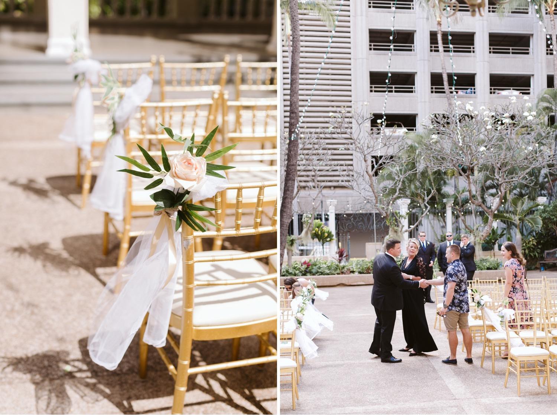 47_Julia_Hawaii_Guests_Greeting_Ceremony_Honolulu_decor_Cafe_Chair_Groom_Wedding.jpg