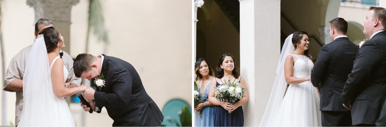 Julia_Vows_Hawaii_laughing_Ceremony_Wedding_Honolulu_Cafe_Bride_Groom_Bridesmaids.jpg
