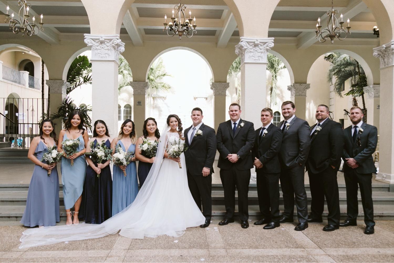 Julia_Bridesmaids_Groom_Hawaii_Honolulu_party_Bride_Cafe_Wedding_Groomsmen.jpg