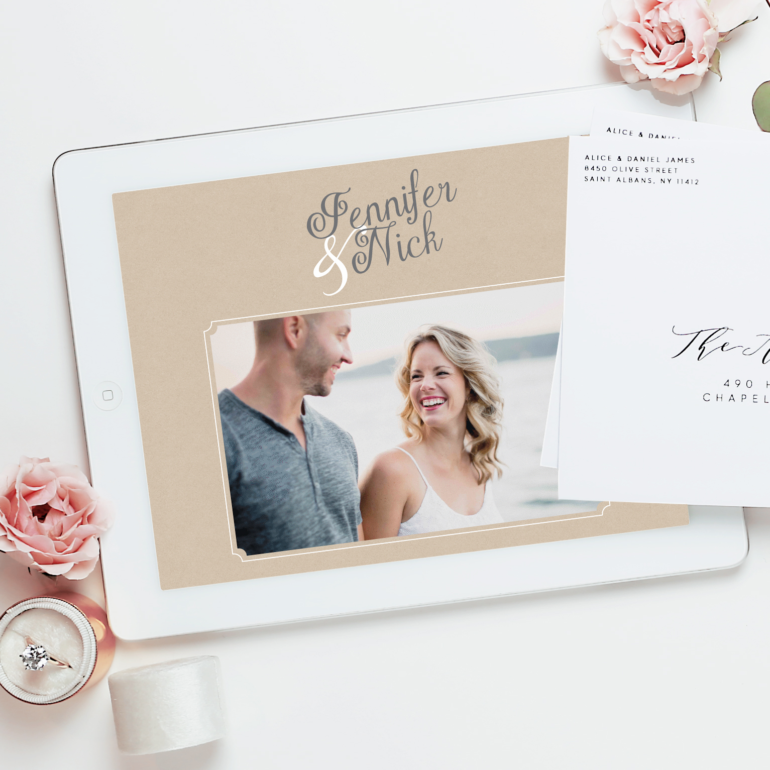 Wedding Stationary Website free Basic invite