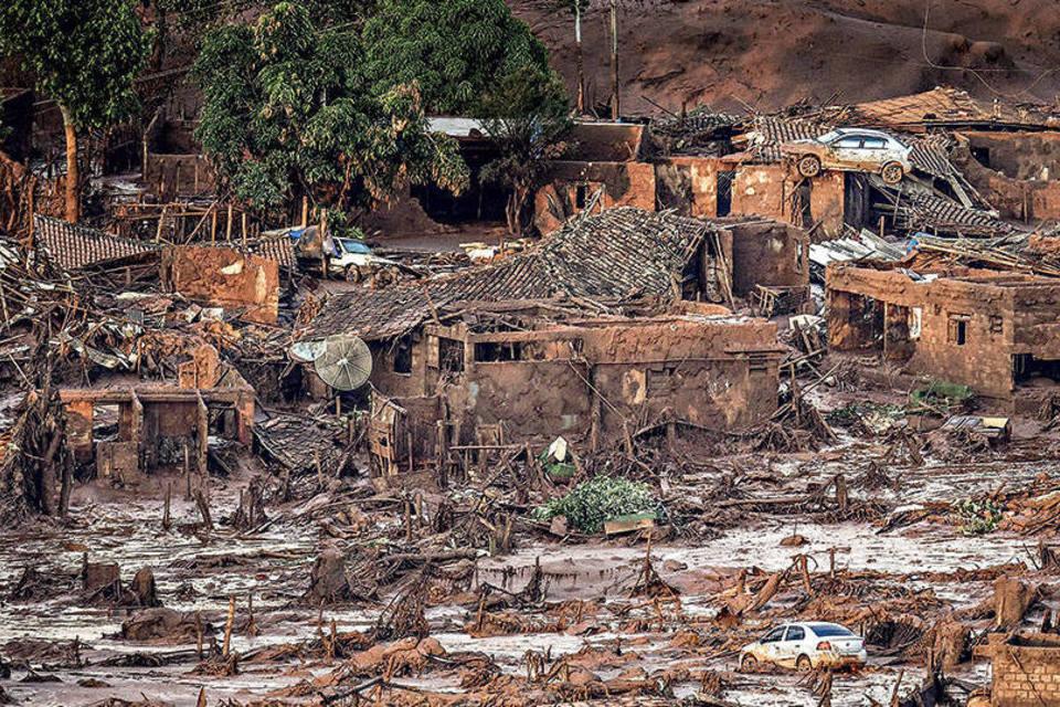 Samarco dam disaster