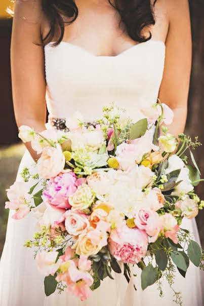Kate Healey Bridal Bouquet