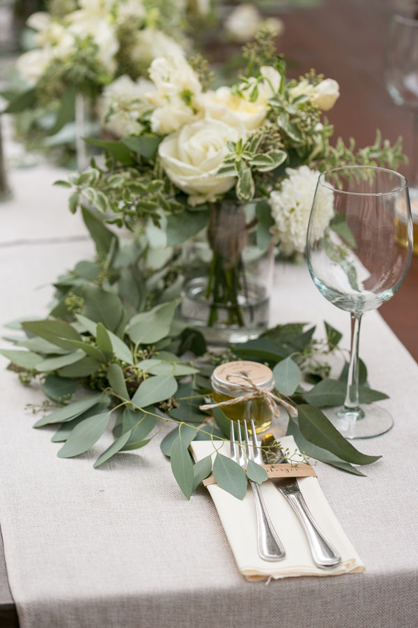Table Decor and Wedding Flowers by Kate Healey