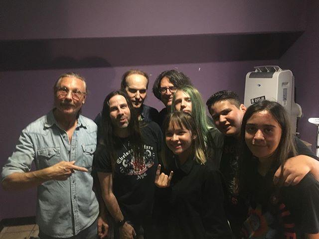 Fun show tonight with this awesome band, Thursdays in Suburbia, at the Rose. @thursdaysinsuburbia @therosepasadena #mrzeus #randyraymitchell @danpotruchondrums @paulillmusic @marktremalgia #wedgiepicks #gogotuners