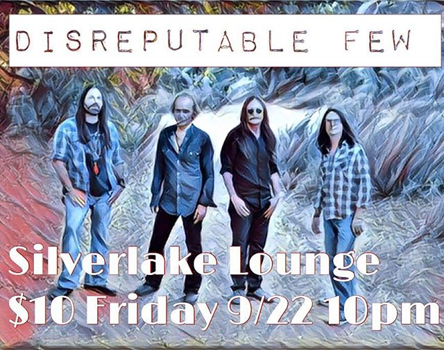 Gig alert! Friday night, Silverlake Lounge, hope to see you there! #mrzeus #randyraymitchell @danpotruchondrums @marktremalgia @paulillmusic #wedgiepicks #gogotuners @silverlakelounge