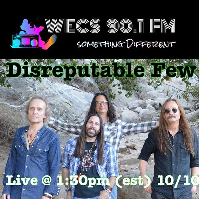Connecticut friends, tomorrow 10/10 at 1:30pm (est) live with John Murphy WECS 90.1 FM to stream live follow the link! http://wecsfm.com #wecs #mrzeus #jamband #liveinterview #Connecticut
