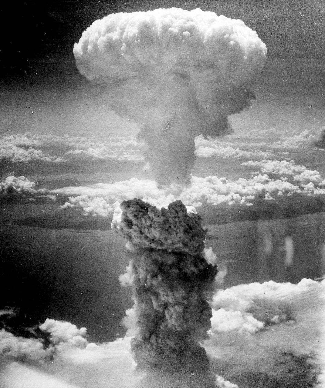 Nagasaki Nuclear Bomb (1945)