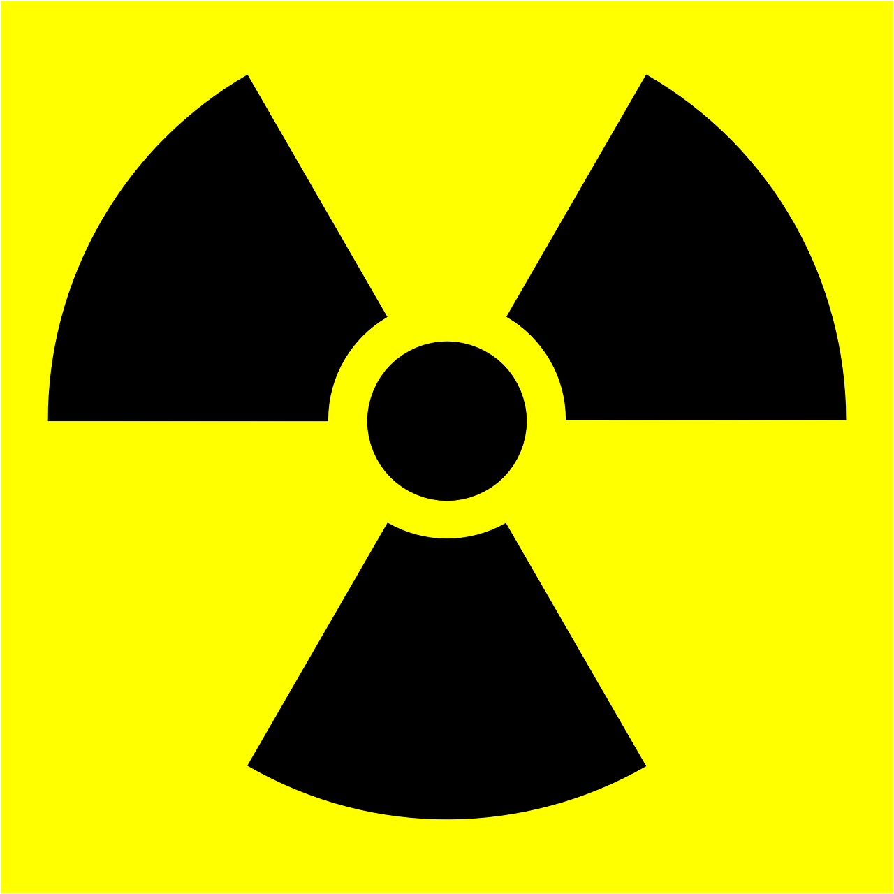 Radioactive, nuclear