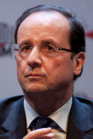 Francois Hollande janvier