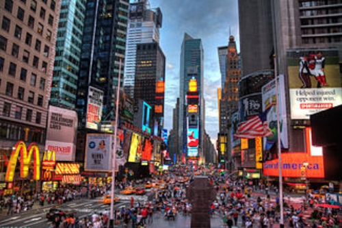 Times Square, New York City (Terabass)