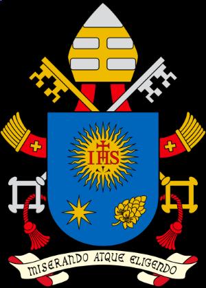 Francis' Papal Coat of Arms