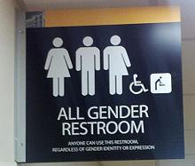 Genders rest room