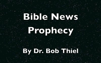 Bible News Prophecy youtube cover