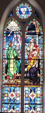 Artist Depiction of Pentecost (Cadetgray)