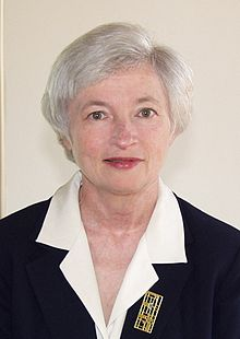 Janet Yellen, Federal Reserve Chair