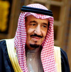 Saudi Arabia's King King Salman bin Abdull
