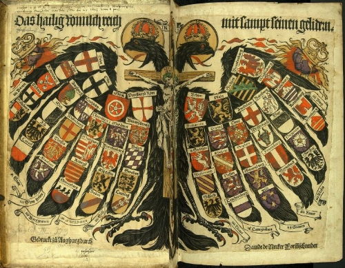 Holy Roman Empire' painting from 1510