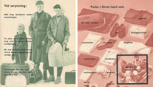 "Swedish ""If War Comes"" brochure"