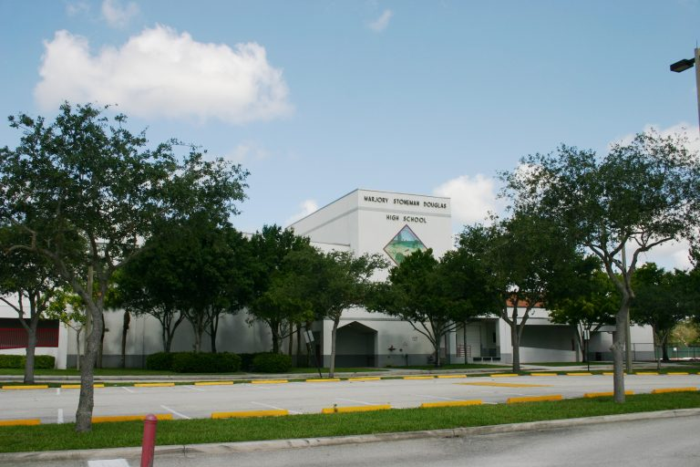 Marjory Stoneman Douglas High School, Parkland, Florida