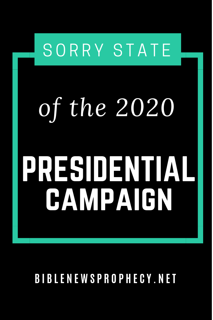 Various politicians have announced their intentions to run for the office of the President of the United States in 2020. -