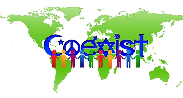 Interfaith hope (Pixabay)