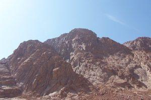 Mountains of Sinai (Pixabay)