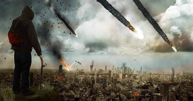 'Apocalyptic war' (Pixabay)