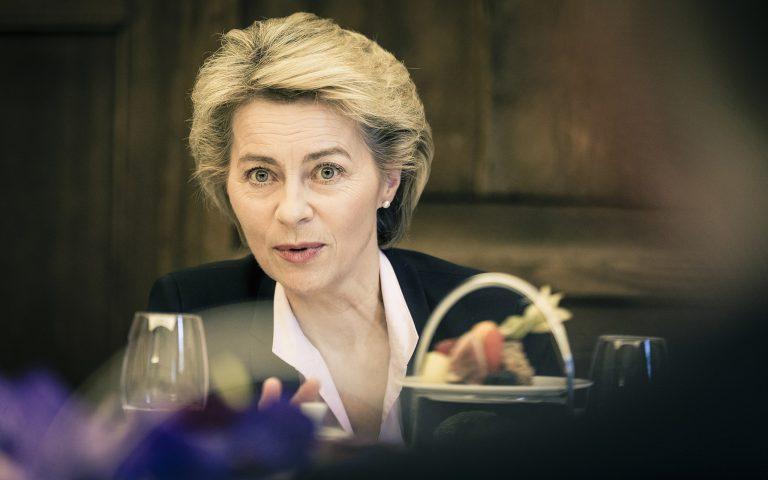 Ursula Gertrud von der Leyen (Kuhlmann /MSC)