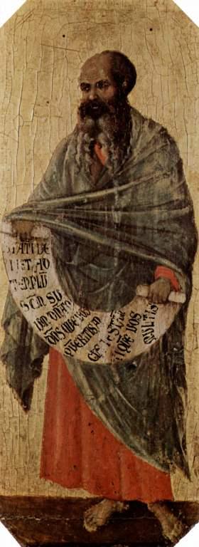 1310 portrayal of Malachi the prophet (Wikipedia)