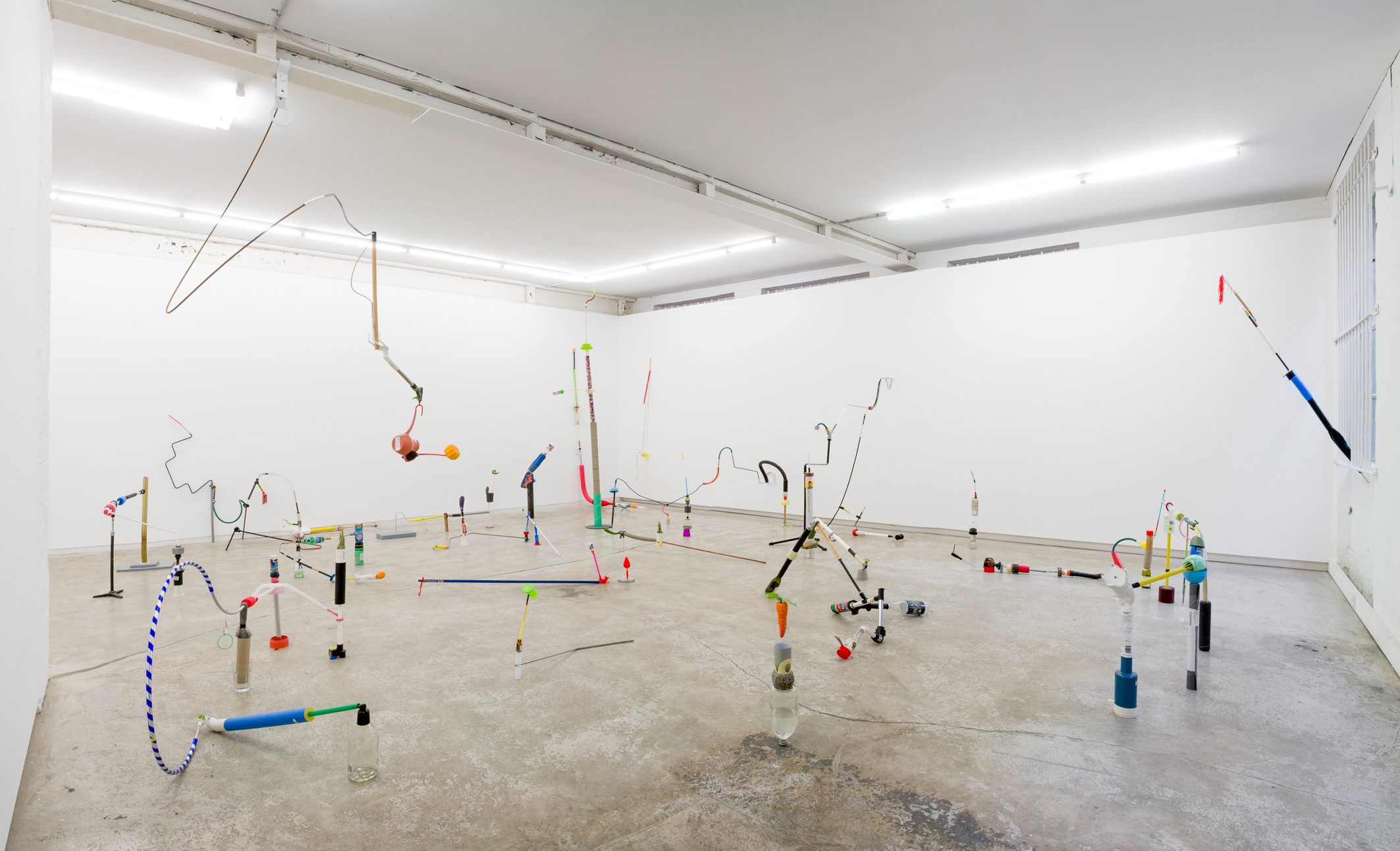 Things That Fit Together, 2014, Sculptural Installation, Va  rying Dimensions