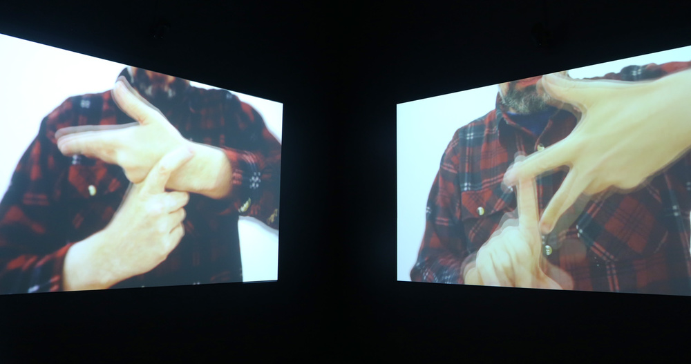 Sharing Concurrent Time (Four Improvisations), 2015 - Video Still