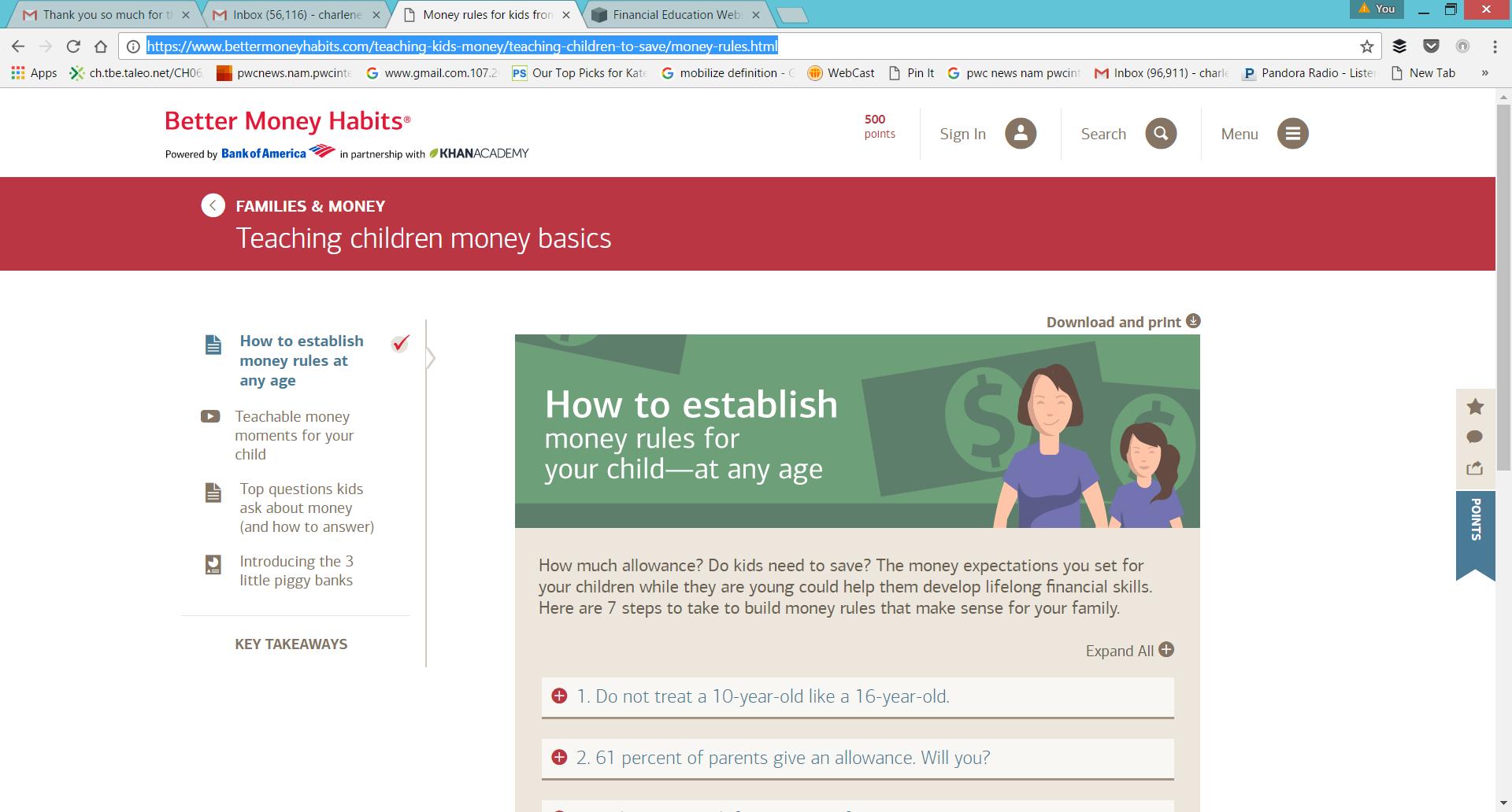 Consumer Financial Protection Bureau's Site