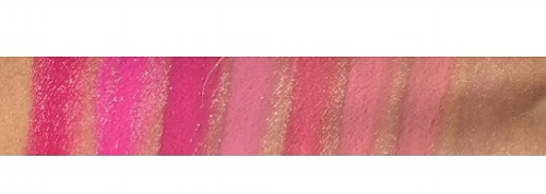L'Oreal Paris Colour Riche La Palette Lip: Nude, Pink, and Plum ...
