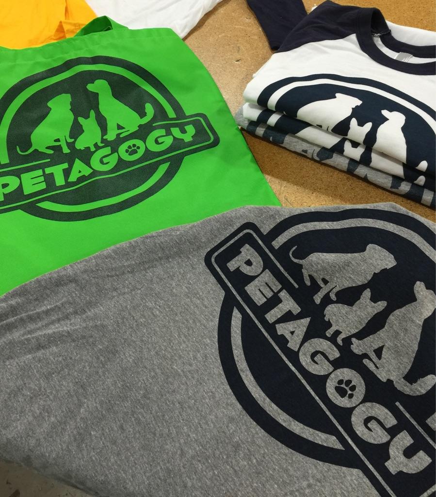 Petagogy Staff Shirts