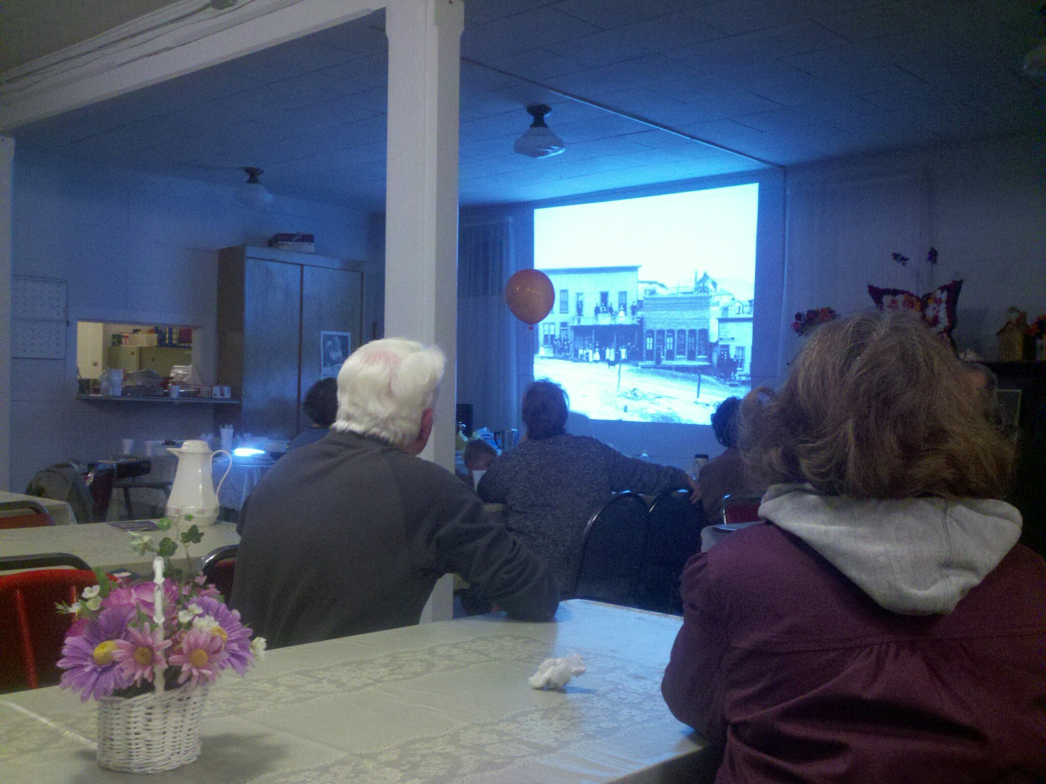 Centerville New Years Symposium, 2011; Photo by Louise Larson; Butte, MT