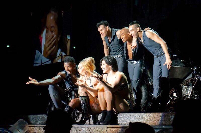 Lady Gaga's Born This Way Ball