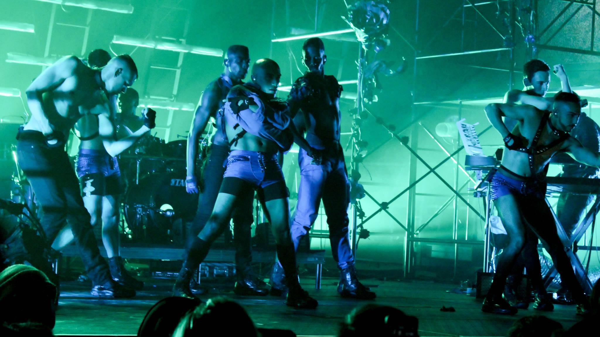 """Just Dance"" at Roseland Ballroom"