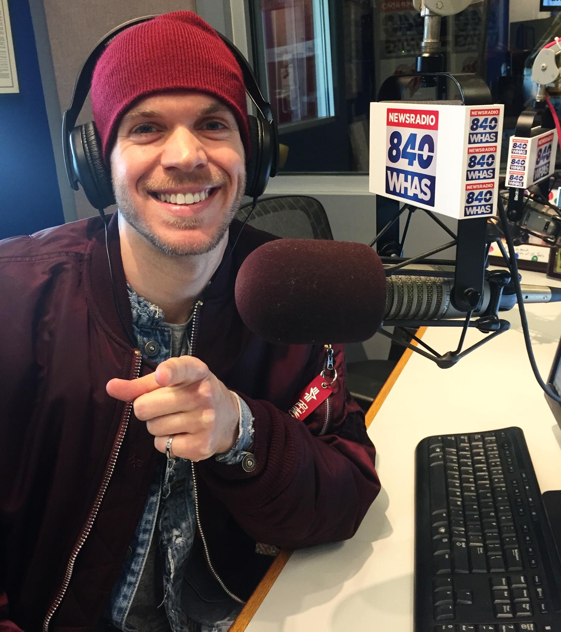 840WHAS  NewsRadio Interview