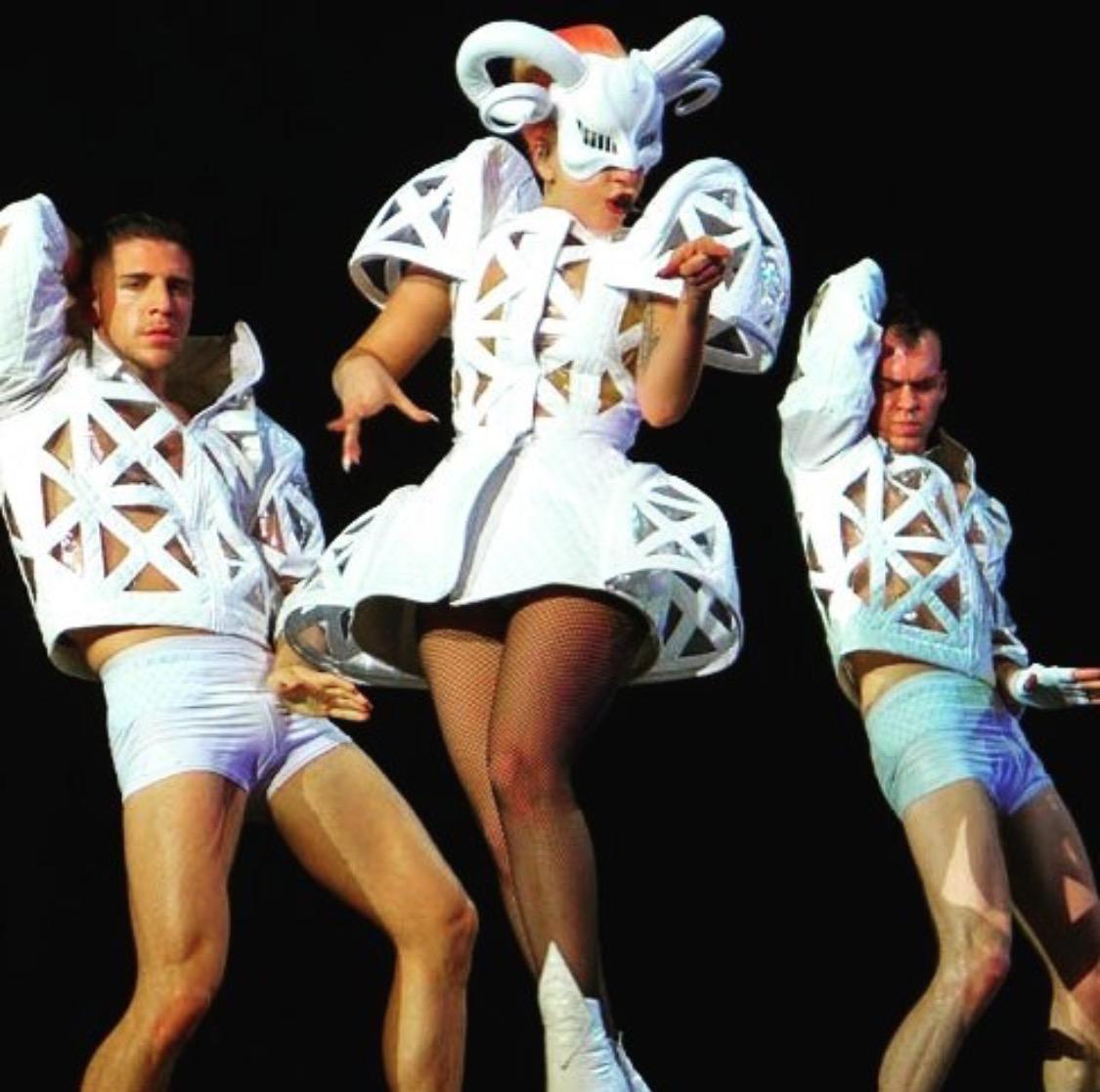 """""""Bad Romance"""" at The Born This Way Ball"""