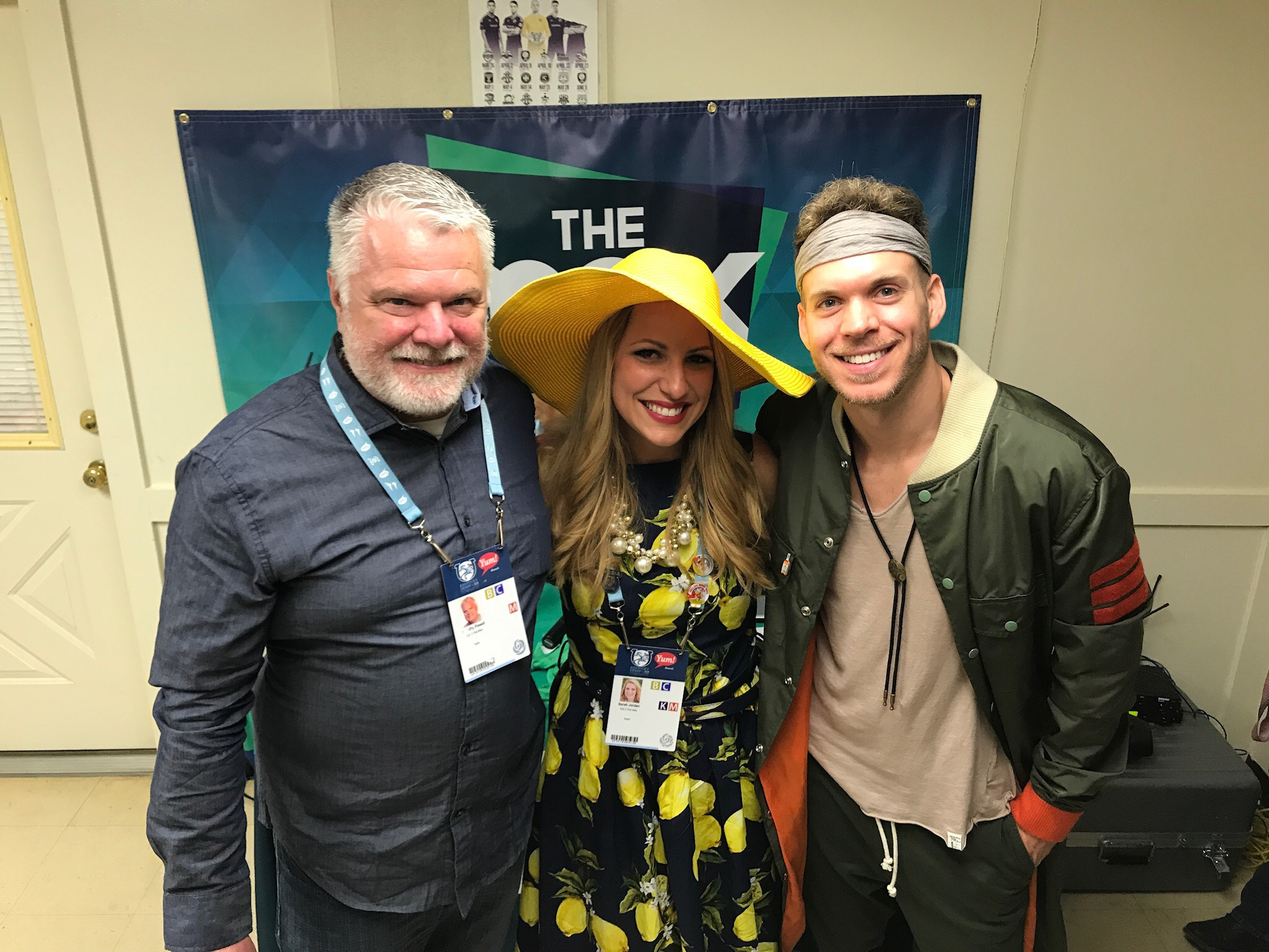 Radio Interview with THE MAX