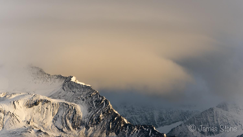 Departing Longyearbyen