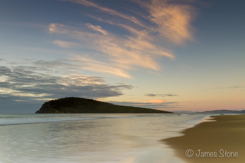 Betsey Island Sunrise