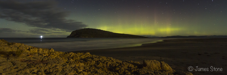 Aurora over Betsey