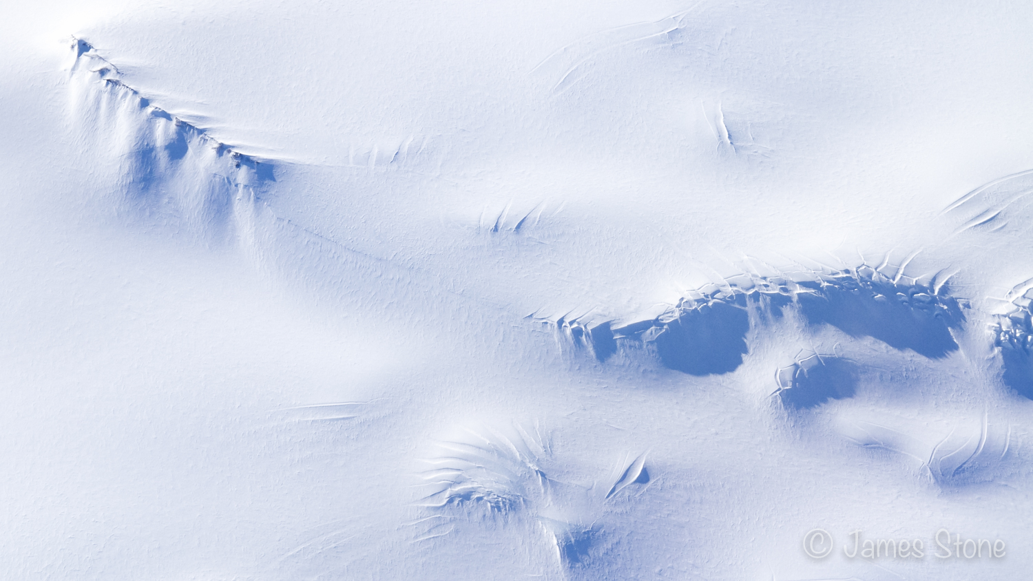 Australian Geographic ANZANG Nature Photographer of the Year - Antarctic Aerial