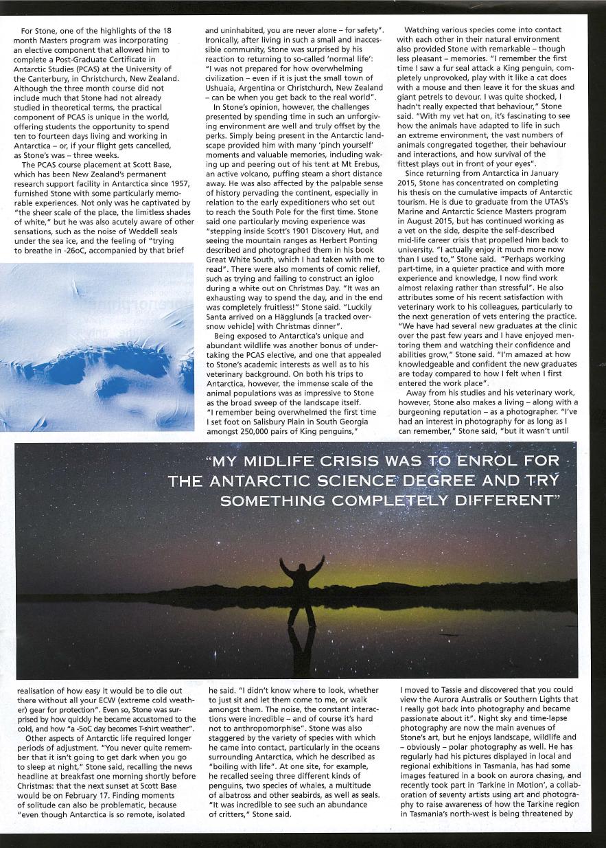The Veterinarian Magazine p2