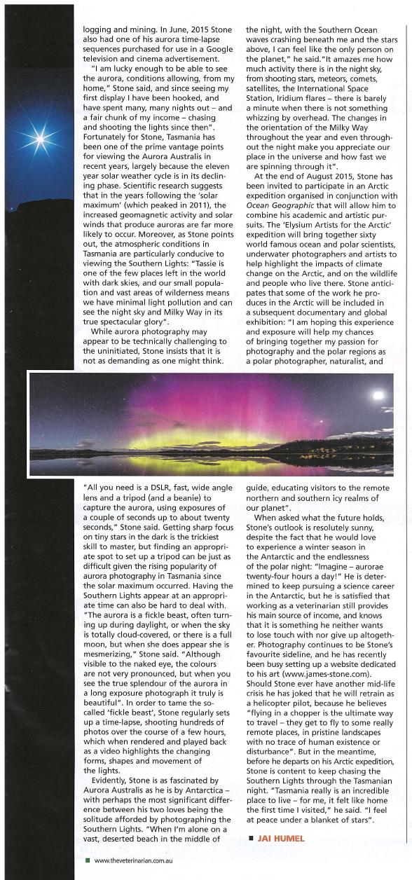 The Veterinarian Magazine p3