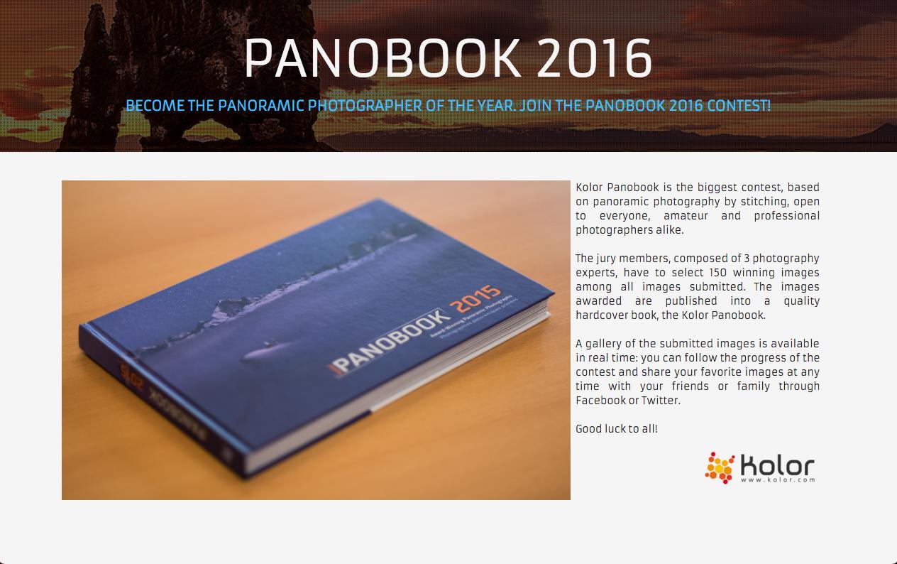 2016 Kolor Panobook