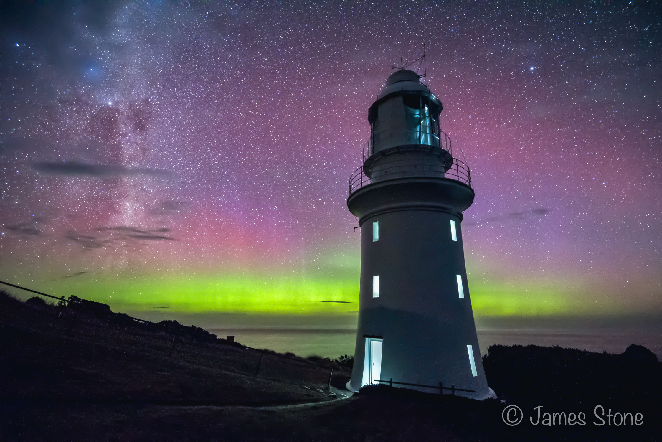 Light of the Southern Lights